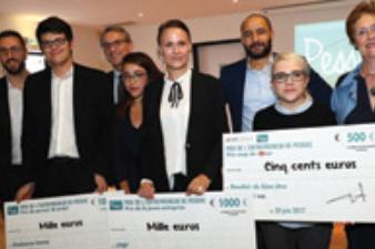 2ème Edition du Prix de l'entrepreneur